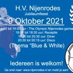 Activiteiten jubileum HV Nijenrodes!